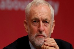 Corbyn Slams Islamophobia in Britain during Mosque Visit