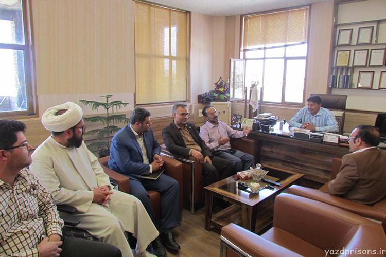 راه اندازی نمازخانه و دارالقرآن زندان شماره ۲ یزد