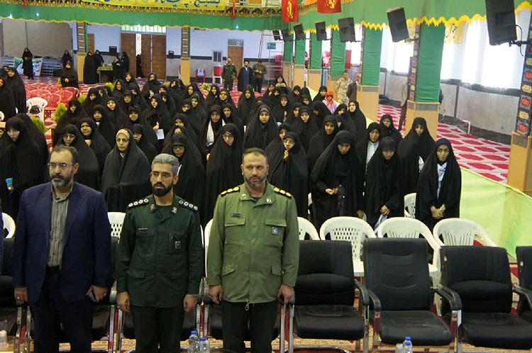 همایش «بانوی انقلابی» در یزد