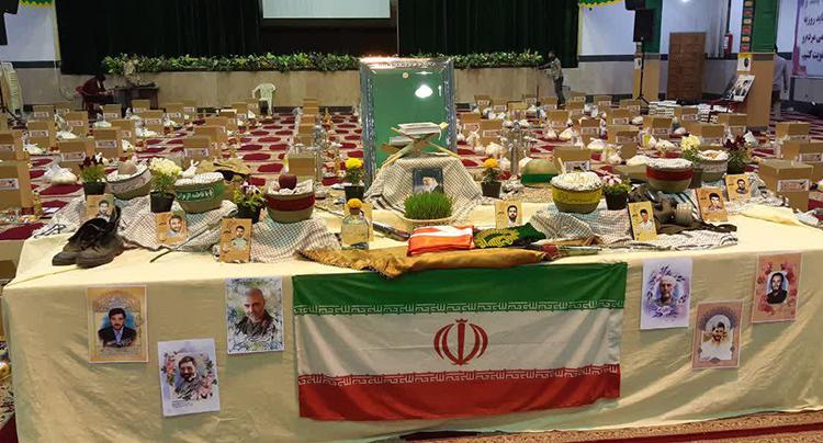 عکس| عیدی شهدا به محرومان در شب شهادت بابالحوائج